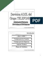 Servicios Adsl Grupo Telefonica