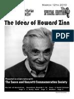 The Ideas of Howard Zinn