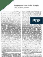 Gutierrez Girardot Rafael - La Literatura Hispanoamericana de Fin de Siglo