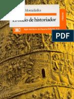 Moradiellos Enrique - El Oficio De Historiador.pdf