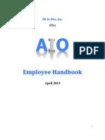 AIO Employee Handbook