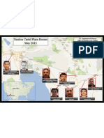 Jefes del Cártel de Sinaloa