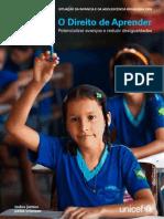 80280959 Situacao Da Infancia e Adolescencia No Brasil Unicef 2009
