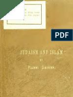 GEIGER - Judaism and Islam