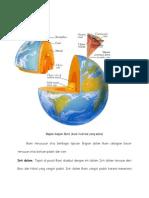 Ilmu Alamiah Dasar_Bagian Bumi