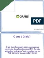 Grails Semcomp14