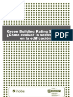 Cómo evaluar la sostenibilidad en la edificación