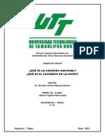 1.3) ¿Que es cogreso de la union y comision nacional.docx