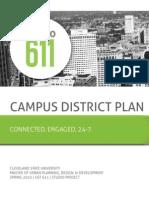 Campus District Plan Executive Summary