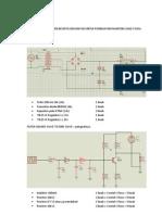 Daftar Komponen Untuk Pembuatan Phantom Load 3 Fasa
