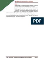 TRABALHO MAO- Ossos Articulações e Ligamentos