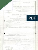 Certidão de Óbito de Gastone de Carvalho Be ltrão
