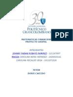 Matematica Financiera Final