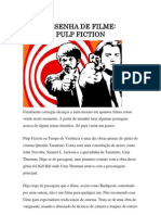 Resenha Do Pulp Fiction