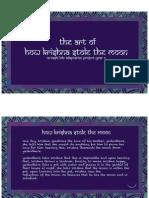 The Art Of How Krishna Stole The Moon