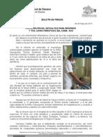 06/05/13 Germán Tenorio Vasconcelos dolor en Pecho, Dificultad Para Respirar y Tos, Puede Ser Asma, Sso