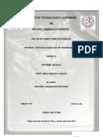Informe Java Unidad 2_orlando Joaquin Batun Feria