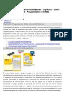 Programación de los microcontroladores