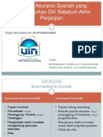 Pengembalian Dana Tabarru' Bagi Peserta Asuransi Syariah (IPUL)