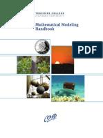 Math Modeling Handbook