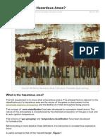 Electrical-Engineering-portal.com-How Do We Define Hazardous Areas