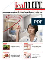 Medical Tribune September 2012 HK
