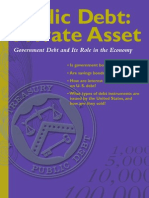 Public Debt Private Asset