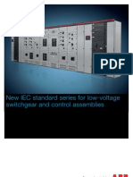 ABB - New IEC Standard Series for Low Voltage Switchgear and Control Assemblies