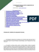 Herramientas Para La Computacion Forense Control y Adquisicion de Evidencia Digital Franklin Contreras1