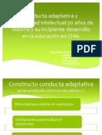 Analisis Texto Conducta Adaptativa (1)