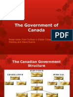 The Government of Canada