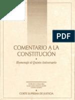 Comentario a La-constitucion -Tomo i