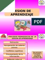 Sesion de Aprendizaje -Ugel04