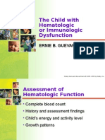 Child With Hematologic or Immunologic Dysfunction