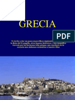 Grecia y El Apostol San Pablo(