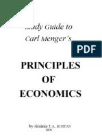 Jérémie T. A. Rostan - Study Guide to Principles of Economics