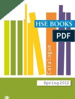 Hsebooks Catalogue