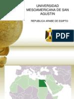 EGIPTO geopolitica 2°parcial