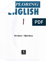 Exploring English 1 Part 1