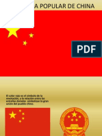 CHINA geopolitica 2° parcial