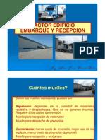 Presentacion 4 Factor Edif Pasillos y Vigilancia Muelle y Embarque