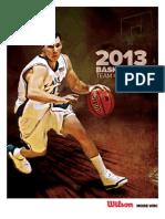 2013 Basketball Handbook