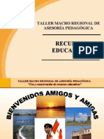 Recursos Educativos General