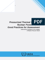 Pressurized Thermal Shock in Nuclear Power Plants: Good Practices for Assessment