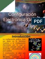 Configuracion Electronica Grafica
