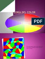 Teoría del color y aqruite