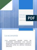 1. Introducción a la economía (1)