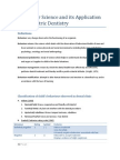 Behaviour Science and Its Application in Pediatric Dentistry