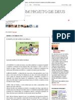 FAMÍLIA - UM PROJETO DE DEUS_ EXEMPLOS DE MÃES NA BIBLIA