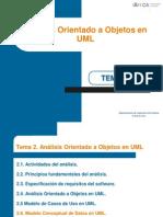 Transparencias Tema 2 Analisis Orientado a Objetos II MCD